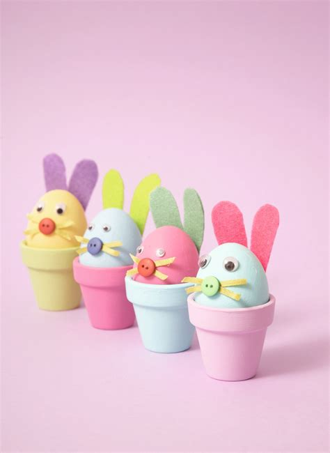 easy easter craft painting eggs 9 easy easter craft ideas for hobbycraft