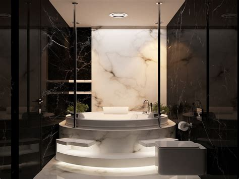 badezimmer marmorcountertops marble bathroom shower unique white wall mount