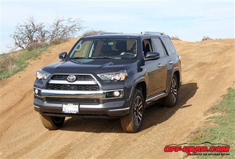 Toyota 4runner Eco Mode Review 2015 Toyota 4runner Limited Road