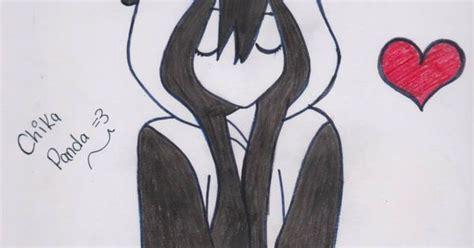 imagenes de corazones malos una chica panda 3 dibujos animes pinterest pandas