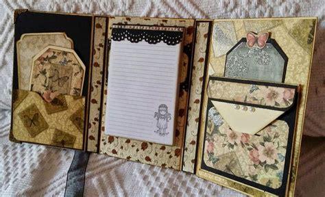 tutorial scrapbook vintage el desv 193 n de los sue 209 os tutorial porta notas
