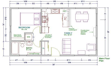 studio apt floor plans 20x30 house floor plans studio apartment floor plans 20x30