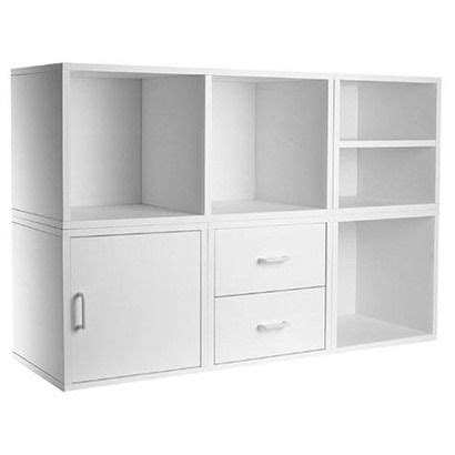 Modular Shelf Cube Storage System by Modular Cube Storage System White For Our Home