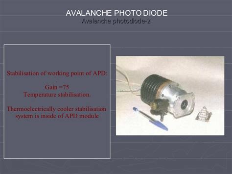 avalanche photodiode laser avalanche laser diode 28 images ingaas otdr apd avalanche diode 3 pin photodiode for otdr