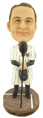 New York Yankees Bobblehead Giveaway - july 4 2014 new york yankees vs minnesota twins lou gehrig bobblehead