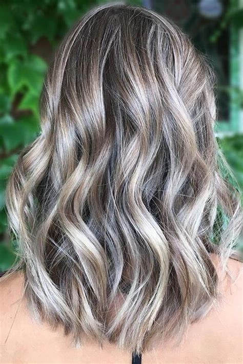 blonde highlights on brunette hair over 60 ash blonde hair colors southern living