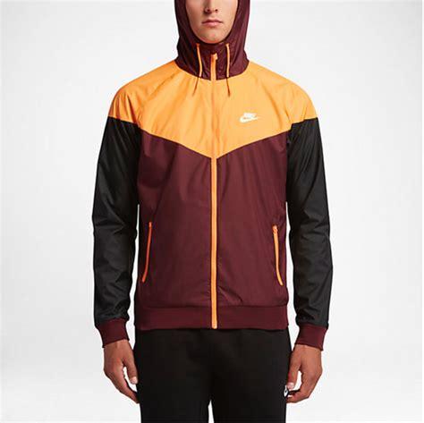 Jaket Nike Black Maroon Babeterry nike air foosite one maroon jacket sneakerfits