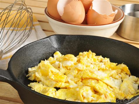 how to make really good scrambled eggs how can i make really good scrambled eggs with pictures