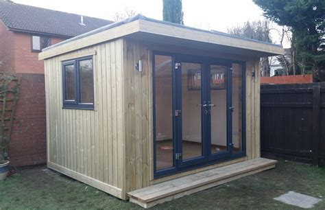 Insulated Garden Sheds Uk by Fully Insulated Garden Room Made To Measure Garden Buildings