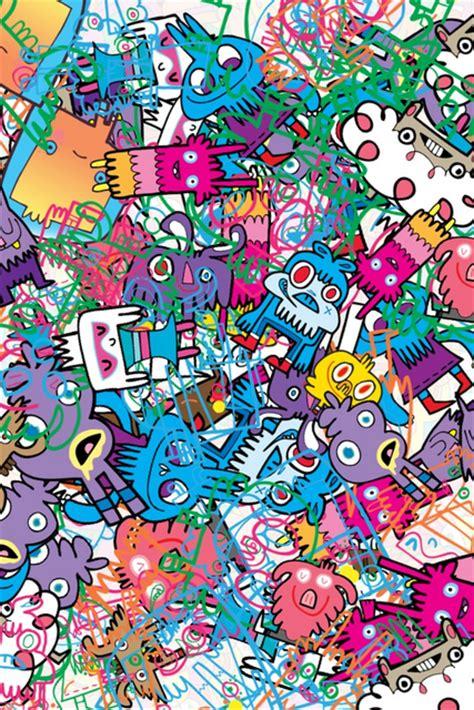 Wolf Wall Murals texture colori texture pattern sfondi per cellulare