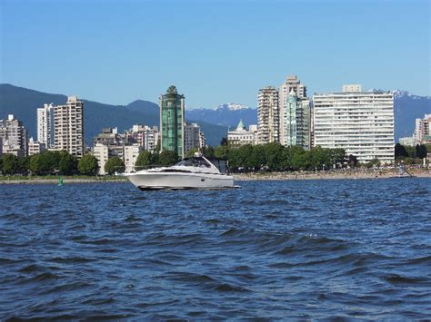 boat tour vancouver bc granville island to bowen island british columbia boat