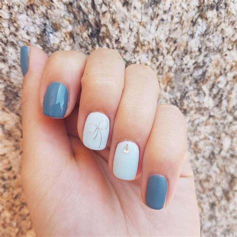 imagenes de uñas decoradas azules u 209 as decoradas azules los mejores 130 dise 209 os