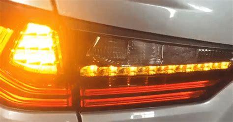Flasher Lu Sein Led Motor lexus rx progressive blinkers
