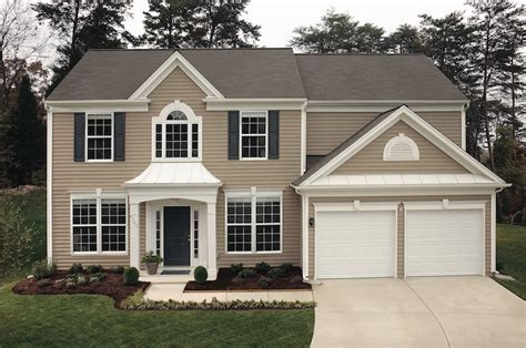 Classic Colonial Homes by Traditional Colonial Single Hungs Simonton Windows Amp Doors