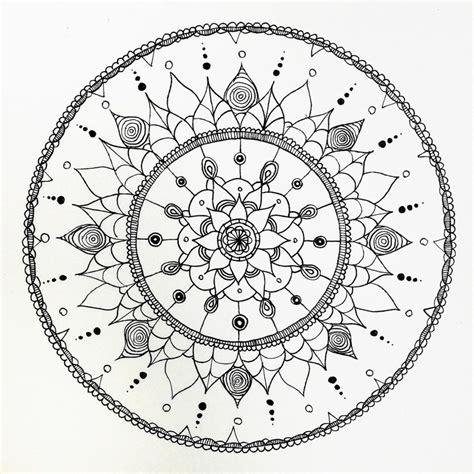 Vorlage Mandala by Mandalas F 252 R Erwachsene Und Kinder Alle Mandalavorlagen