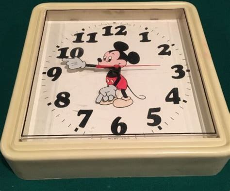 Sale Vintage The Side Of Mickey Mouse Wall Dekorasi 3 mickey mouse elgin for sale classifieds