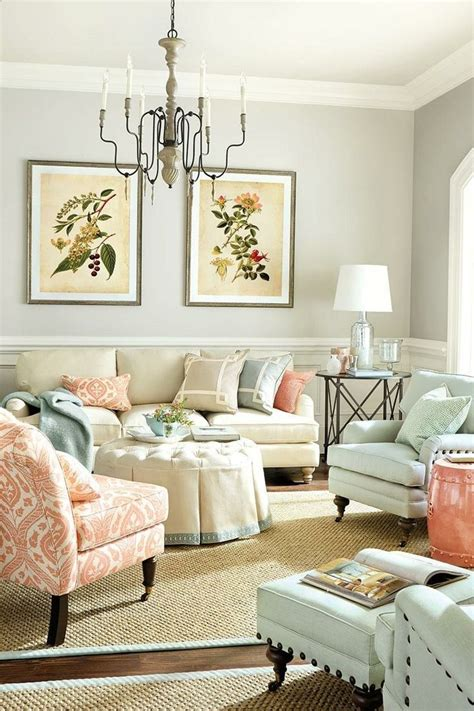Coral Color Living Room living room with coral color palette coloremitry