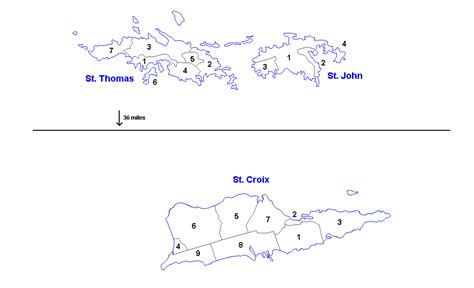 blank map of us islands