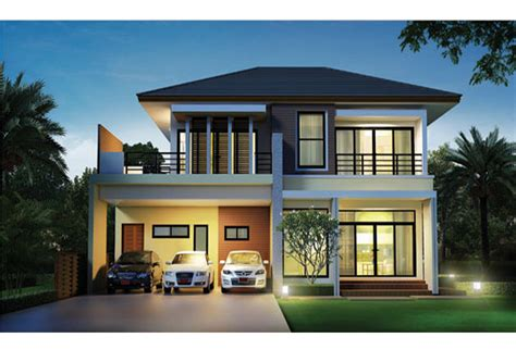 Open Floor Plans House Plans by