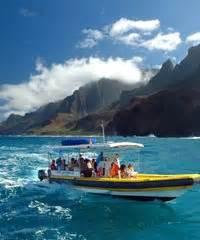 napali coast boat tours departing from north shore kauai snorkeling tours kauai boat tours tom barefoot s
