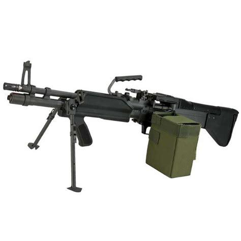 Airsoft Gun Paintball u s ordnance m60e4 mk43 aeg airsoft machine gun badlands paintball gear canada