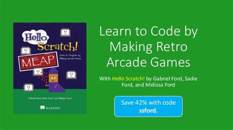 hello scratch learn to program by arcade books hello scratch