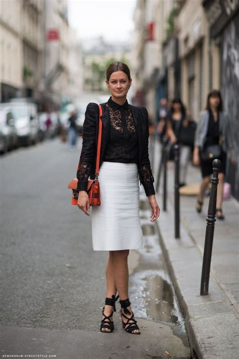 how to wear pencil skirts combination ideas 2018