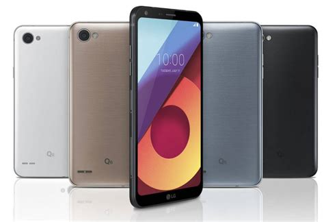 Lg Q6 Vision Astro Black lg q6 with 5 5 inch fhd fullvision display android 7 1 1 nougat os launched in india at rs