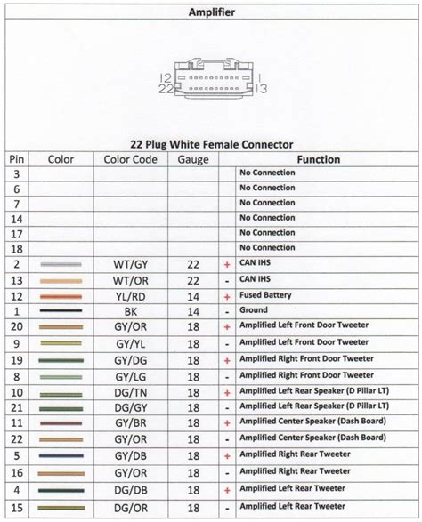 2009 dodge ram 3500 radio wiring diagram wiring diagrams