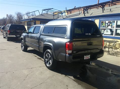 Topper For Toyota Tacoma Used Tacoma Topper In Colorado Autos Post