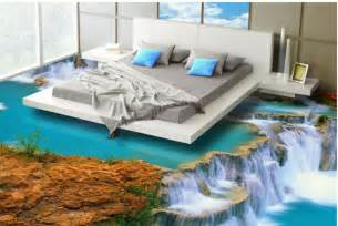 3d floors 3d flooring lets you roll out of bed into paradise