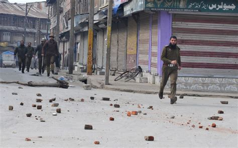 section 97 crpc security lockdown in kashmir areas as tensions run high