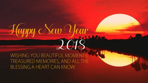 new year year of the 2018 happy new year wishes 2018 messages quotes status for