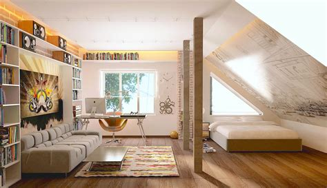 How Much Does A Studio Apartment Cost by Attic Renovation Home Improvement House Remodel