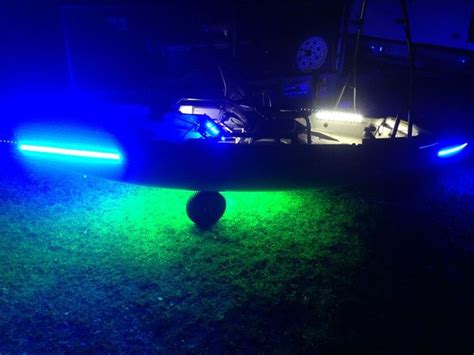 Supernova Fishing Lights by 17 Best Images About Kayak Lights On Radios
