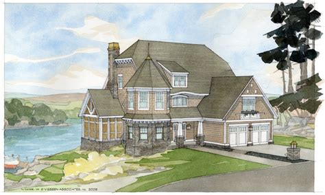 House Plans With Turrets House Plans With Turrets The Architectural Digest Home Design Ideas
