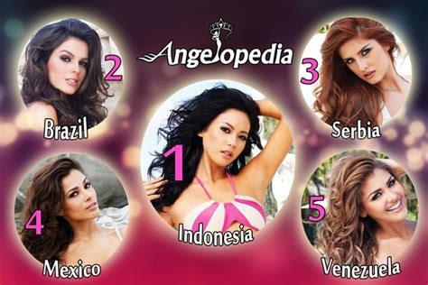 serbia elveia miss universe 2014 top 15 picks by angelopedia