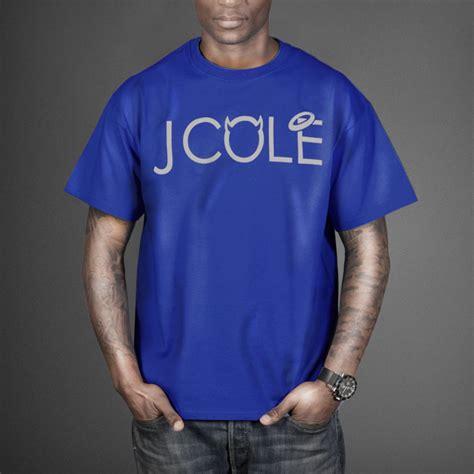 T Shirt J A I j cole logo t shirt wehustle menswear womenswear