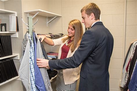 Fashion Closet Intern by Uf Receives Larger Great Lakes Grant To Provide Paid