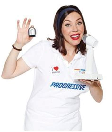 geico commercial actress flo the progressive corporation is one of the largest