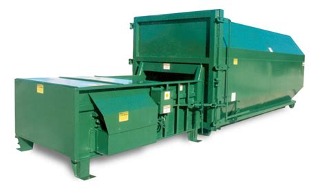 how does a commercial trash compactor work stationary compactors waste management virginia kmg