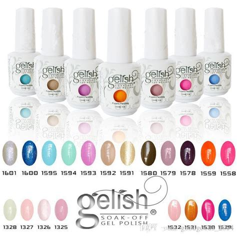harmony gelish colors top quality harmony gelish 15ml gel nail