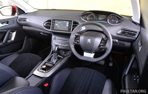 peugeot 506 price driven 2015 peugeot 308 thp 150 tested in malaysia image
