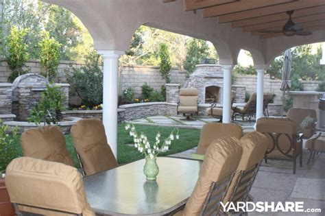 California Backyard Patio by Landscaping Ideas Gt California Dreamin Yardshare