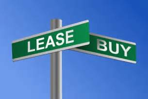 lease or buy a new car technology leasing options