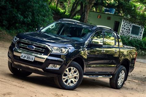 Limited Top ford ranger limited diesel automatico top r 168