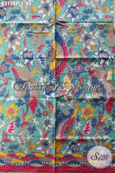 Kain Bahan Batik Printing Katun Murah Bagus Asli Pekalongan kain batik motif unik batik modern buatan kwalitas