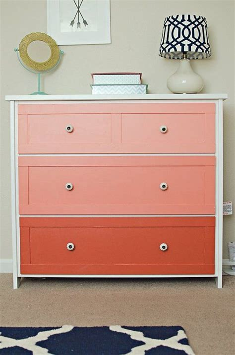 Diy Ombre Dresser by Brynlee S Dipped In Gold Abode Therapy Baby Dresser And