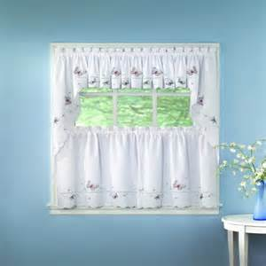 Butterfly Kitchen Curtains Butterfly Kitchen Curtains New Monarch Butterfly Kitchen Tier Curtain Ebay 2016 Butterfly