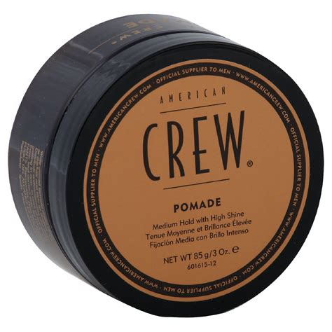 Pomade American Crew american crew pomade for hold shine by for 3 oz pomade